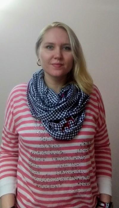 Маришка Мясникова