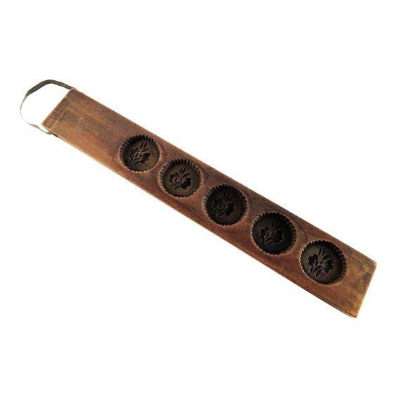 Японские деревянные резные формы Кашигата, изображение №29