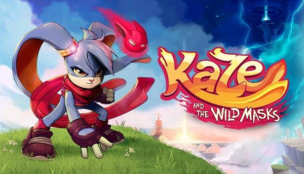 Ретро-игра Kaze and the Wild Masks выйдет 26 марта