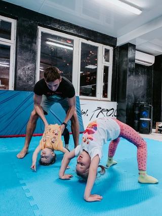 Детские тренировки ул.Советская