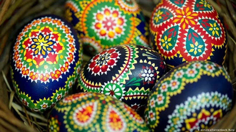 #Пасха #традиции@slaviane #дети@slaviane #Сербская_Лужица