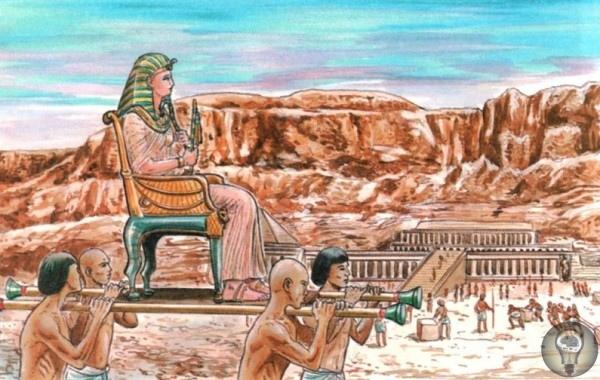 Земля Пунт. Там, где копали археологи Фараона.