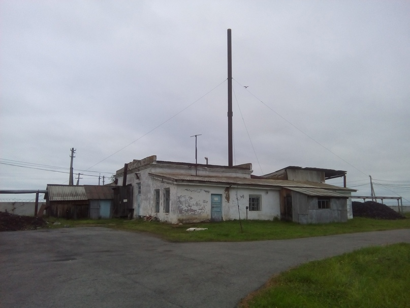 Эта старая крыша котельной уже в прошлом!
