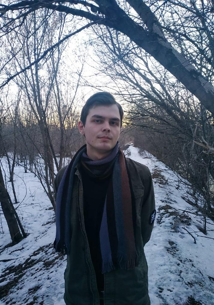 Евгений, 19, Kol'chugino