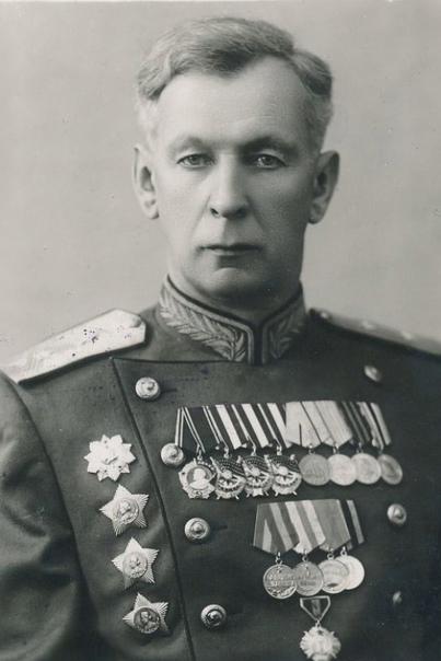 Михаил Волков, командир 9-го гвардейского механизированного корпуса