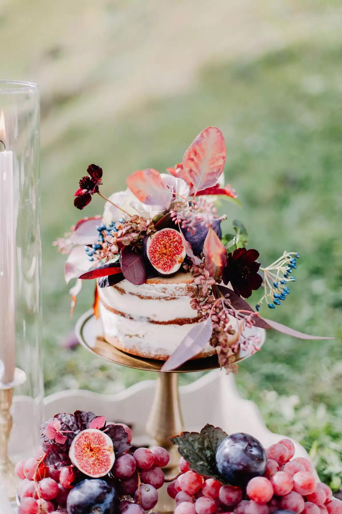 GTGBSVUgKHI - Маленькие свадебные торты