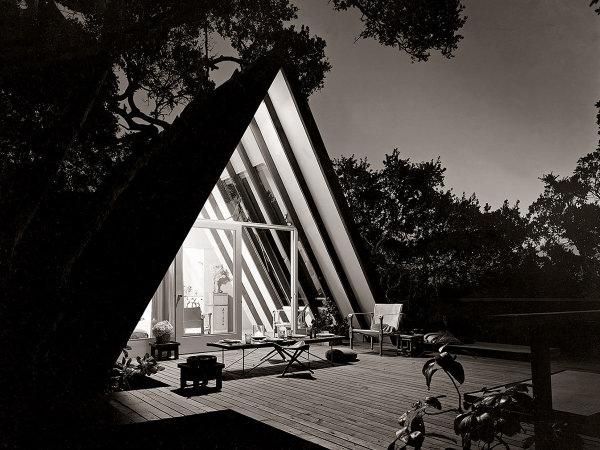 Дом отдыха великого Джона Кэмпбелла, 1950 г.