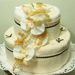 Как сделать торт из полотенец своими руками — МК и идеи