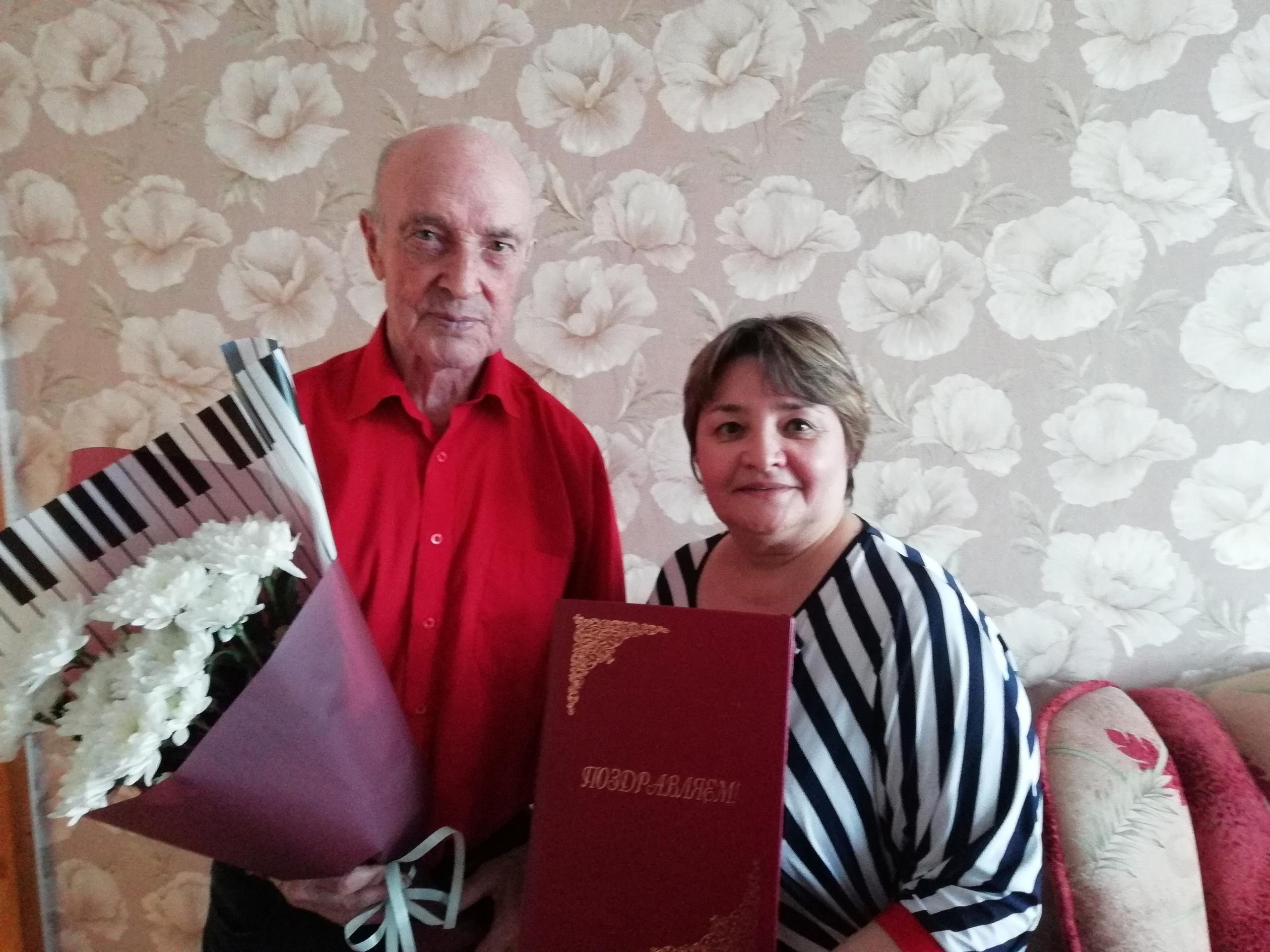 Сегодня отмечает свой юбилей председатель Татарского общественного