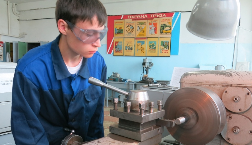 Студенты Петровска проходят практику