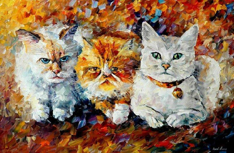 Породы кошек: история.