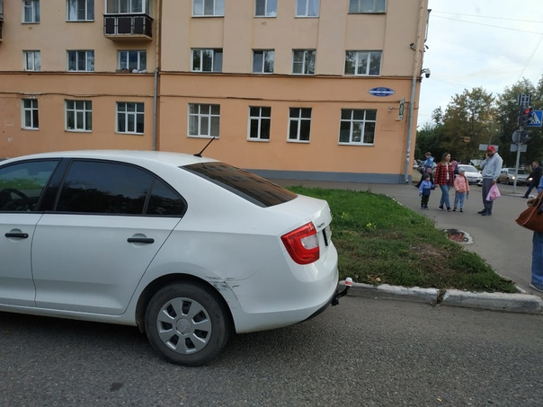 Перекрёсток Васенко-Пролетарская около медсанчасти...