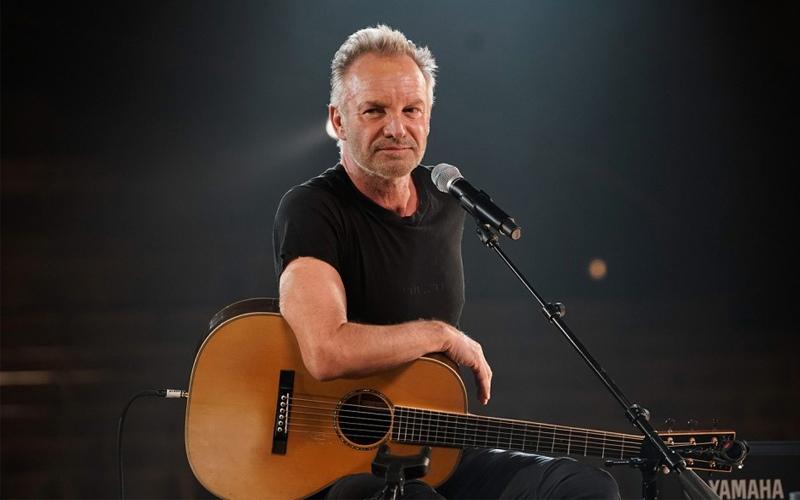 Sting ''If It's Love''