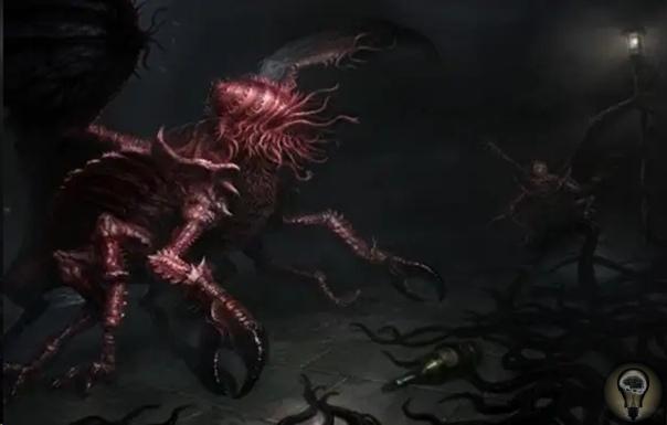 Дерос - Продвинутые древние существа из недр Земли Существует гипотеза о том, что Земля имеет полое обитаемое ядро и именно там обитают злые существа, называемые Дерос, которые были созданы с