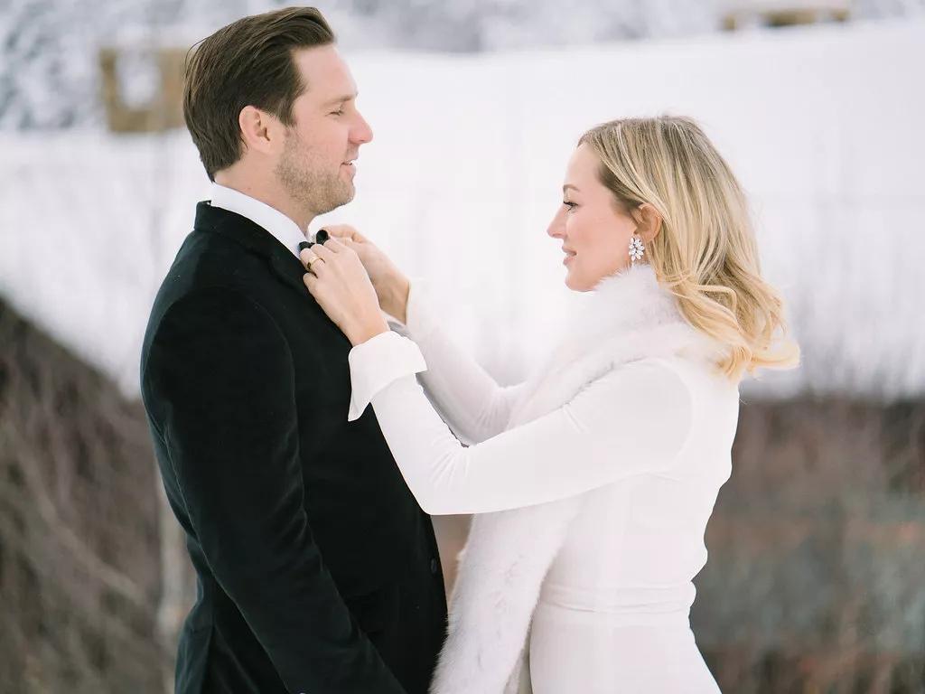 UrjEoHlMxKo - Свадьба в зимнем стиле