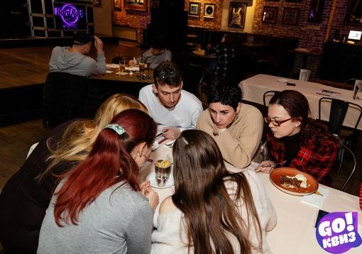 «GO!Квиз №101.7, Hard Rock Cafe,  25 апреля» фото номер 50
