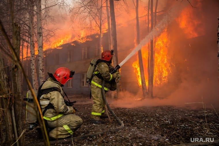 В Удмуртии в этом году пожарным и
