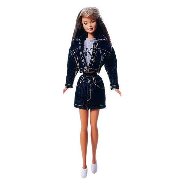 Екатерина Лондон: Calvin Klein Barbie® Doll 1996 Limited Edition