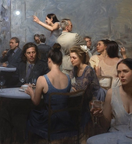 Классические художники-импрессионисты, такие как Моне и Ренуар, в своих работах с социальными мотивами исследовали тонкости языка человеческого тела