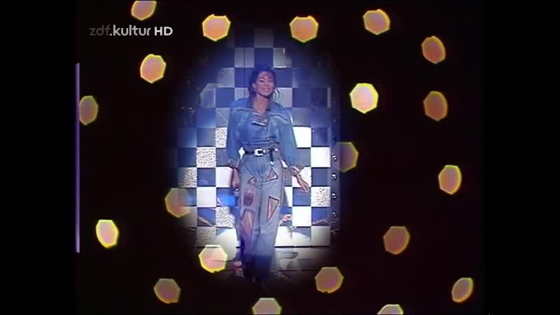 Sandra - We'll Be Together (ZDF Hitparade. 25.01.1989) Germany