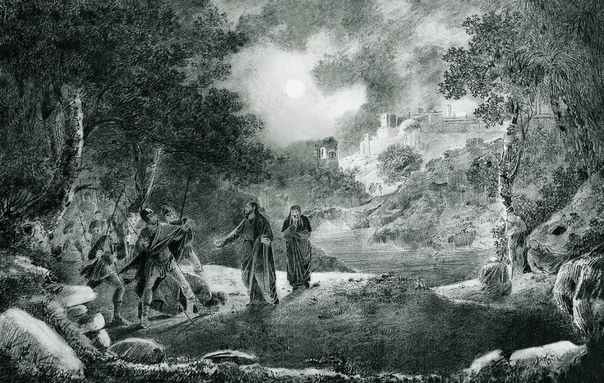 Библейские сюжеты на картинах Айвазовского