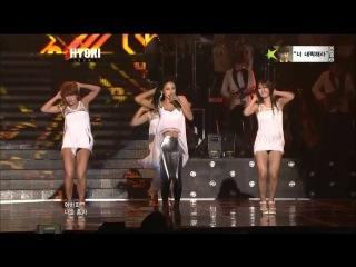 [1080p HD] 130522 Lee Hyori - 10 Minutes + ChittyC BangB + U Go Girl  2HYORI SHOW