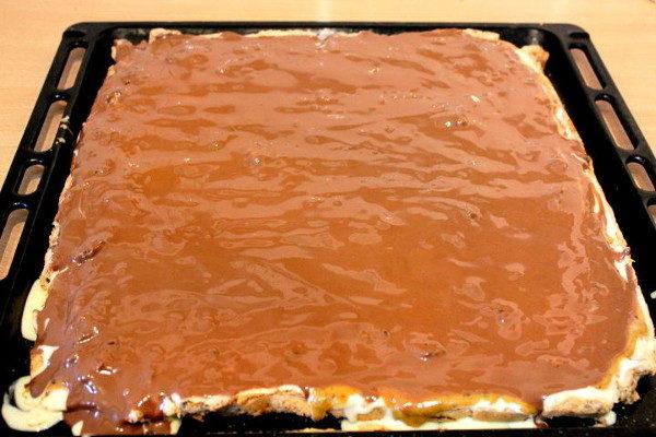 Ореховый торт с шоколадом, изображение №17