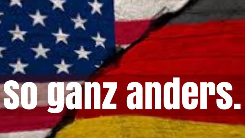 Amerika vs. Deutschland Zwei kulturelle Unterschiede, die man kennen sollte.