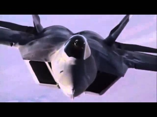 Военная Техника  Истребитель F 22 Raptor Америка