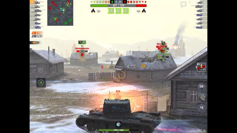 Взвод на Emil 1 WoT Blitz Выживание