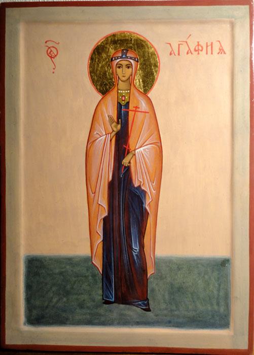 Св. Агафья
