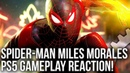 DF Direct - Spider-Man: Miles Morales PS5 Gameplay Reaction - Ray Tracing, Image Quality More!