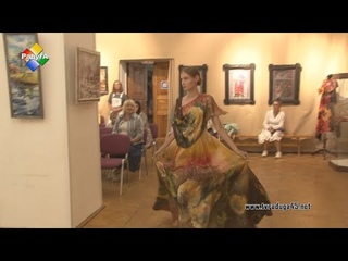 В Доме Широкова открылась уникальная выставка Романа Захарова