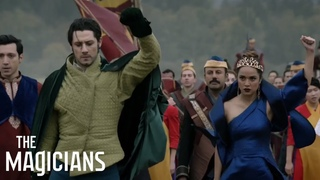 THE MAGICIANS | Season 2, Episode 9: 'Music Hath Charms' | SYFY