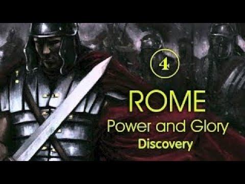Discovery Рим Власть и Слава Имперская власть 4 серия