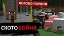 СКОТОБОЙНЯ КРИСТАЛИКС 1 ЗАЛЕЗ НА ФЕРМУ КОРОВ, ОВЕЦ И СВИНЕЙ! МЯСНИК РАЗДЕЛЫВАЕТ МЯСО В МАЙНКРАФТ!