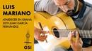 Luis Mariano plays Atardecer en Grana (Granaina) - GSI in Granada