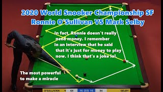 Ronnie O'Sullivan VS  Ronnie really need money(Legendary Snooker player Ronnie)
