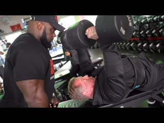 Brandon Curry John Meadows Train Chest