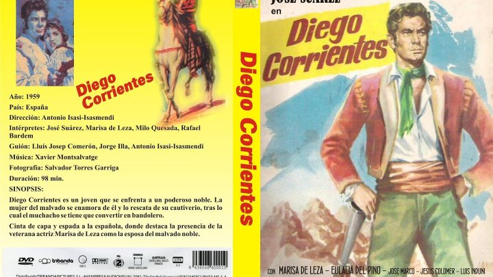 Diego Corrientes *1959*