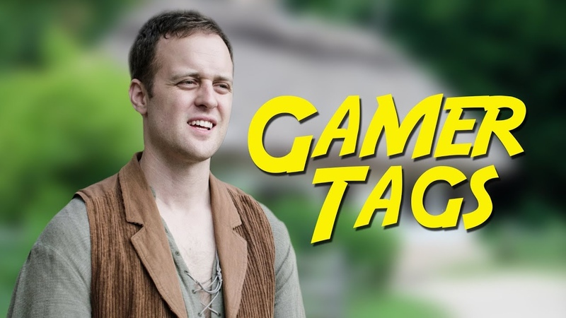 Gamer Tags Epic NPC Man ridiculous player names Viva La Dirt League VLDL