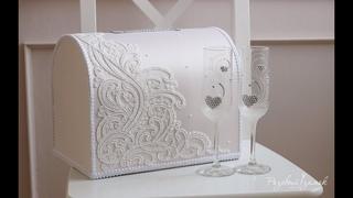 Свадебный банк своими руками