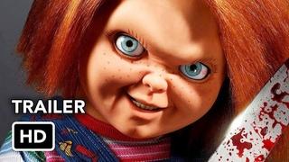 CHUCKY Comic-Con Trailer [HD] Jennifer Tilly, Devon Sawa, Brad Dourif