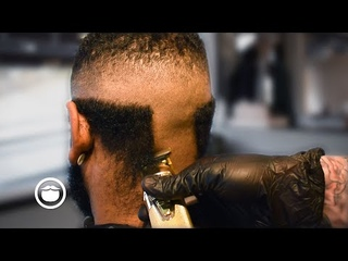 Scruffy to Super Clean Barbershop Transformation | Tipp the Barber
