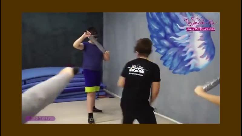 Как проходят занятия в нашей школе боевых искусств для детей