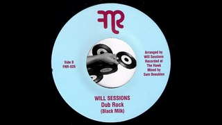 Will Sessions - Dub Rock (Black Milk) [Funk Night] 2012 Dub Cinematic Funk 45