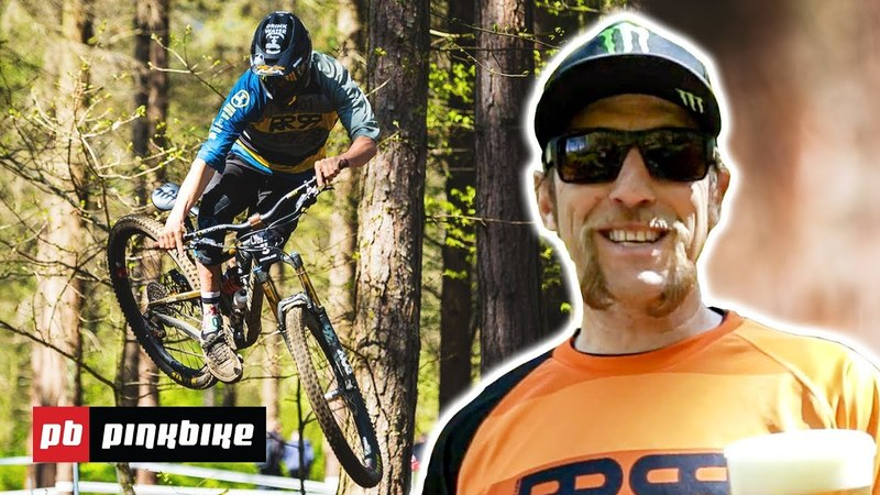 Steve Peat's Steel City DH Highlights ft. Ratboy, Brendog 50to01