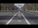 COVID-19: парижане взаперти