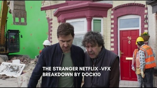 The Stranger Netflix -VFX Breakdown by dock10