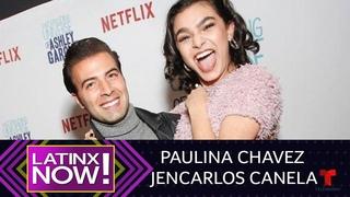 "Jencarlos y Paulina Chávez discuten ""The Expanding Universe of Ashley Garcia""   Latinx Now!"